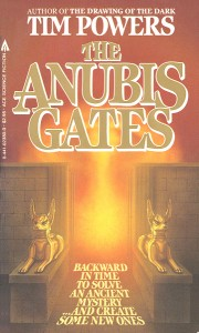 The Anubis Gates, Ace 1st Edition