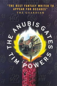 The Anubis Gates, Tim Powers, Legend publishing edition, London