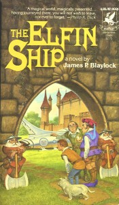 The Elfin Ship by James P. Blaylock